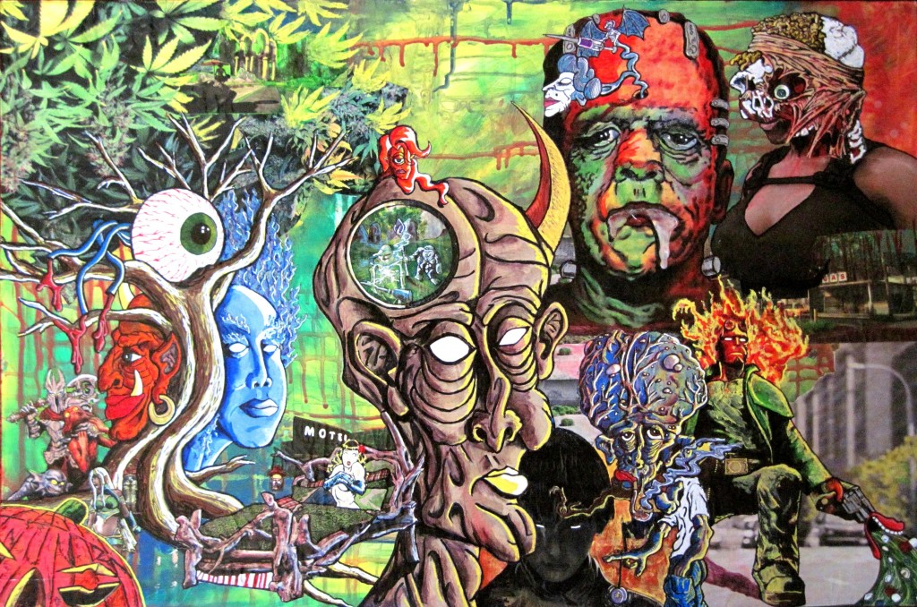 Beyond the Mind's Eye