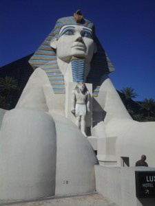King TUT What?? Las Vegas By Tony Harris