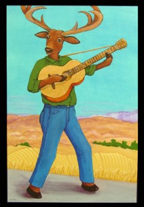 Balladeer by Sue Clancy