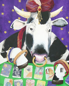Ivan The Tarot Bull
