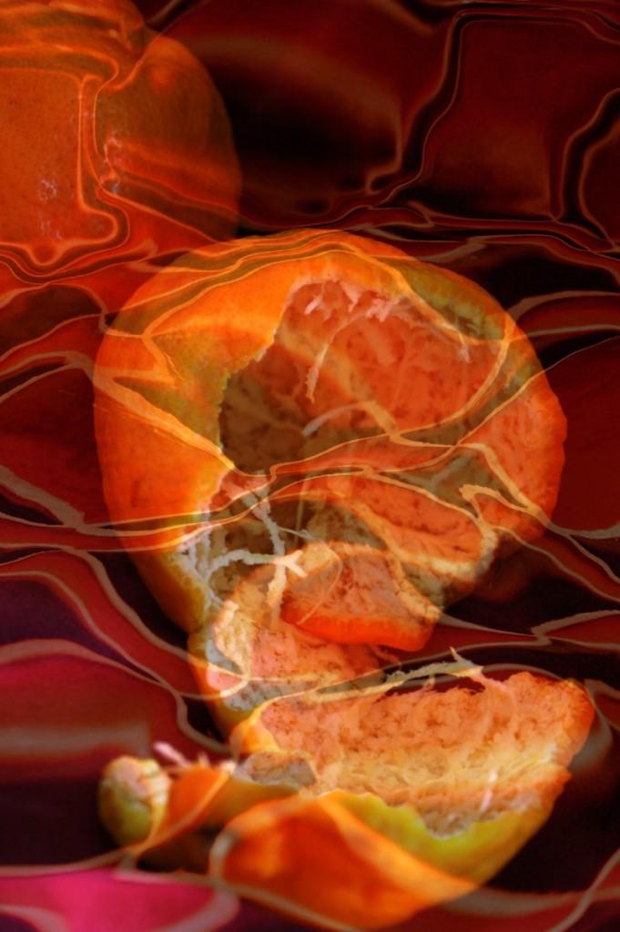Orange Now & Then - Kathleen Gunton