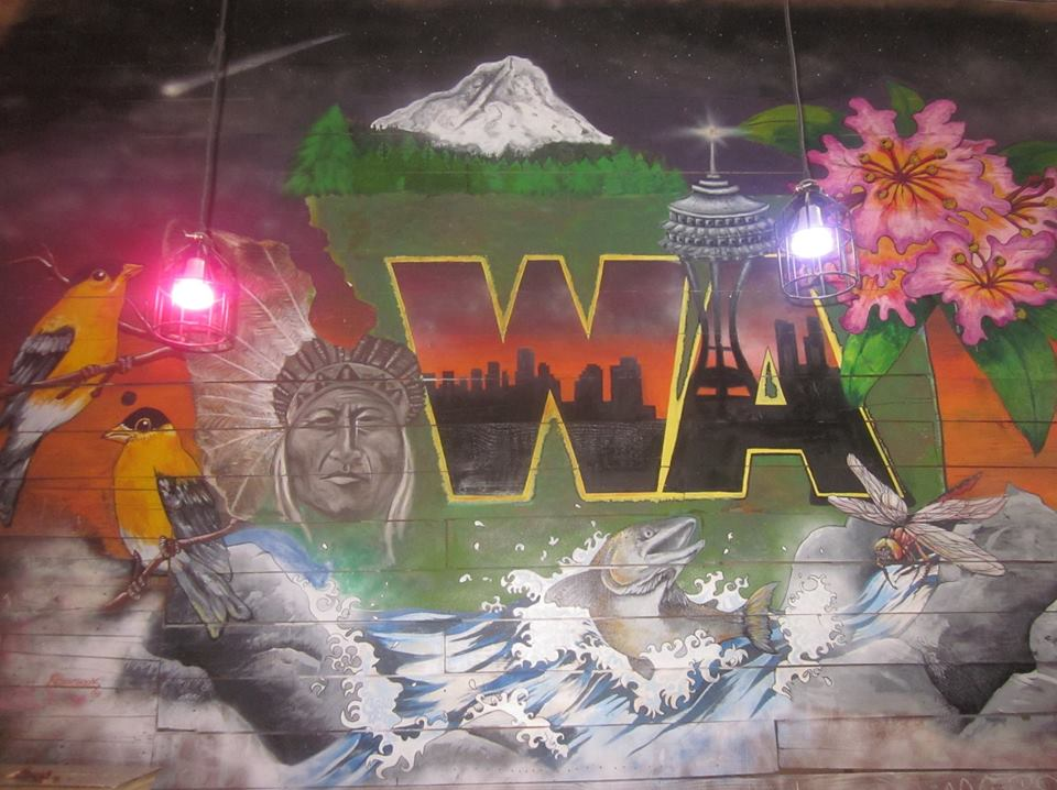 WA by Ricardo Galvez