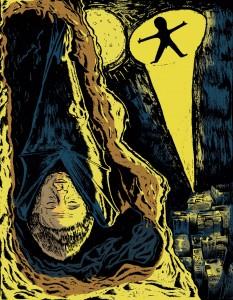 Man Bat by Rèmy Coutarel