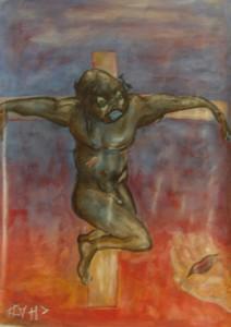 Crucifyman by Chad Swanson