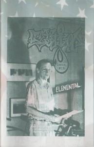 #13 Elemental -Alan Justiss
