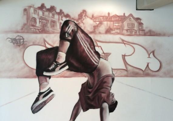 Street Art by Sergio Odeith