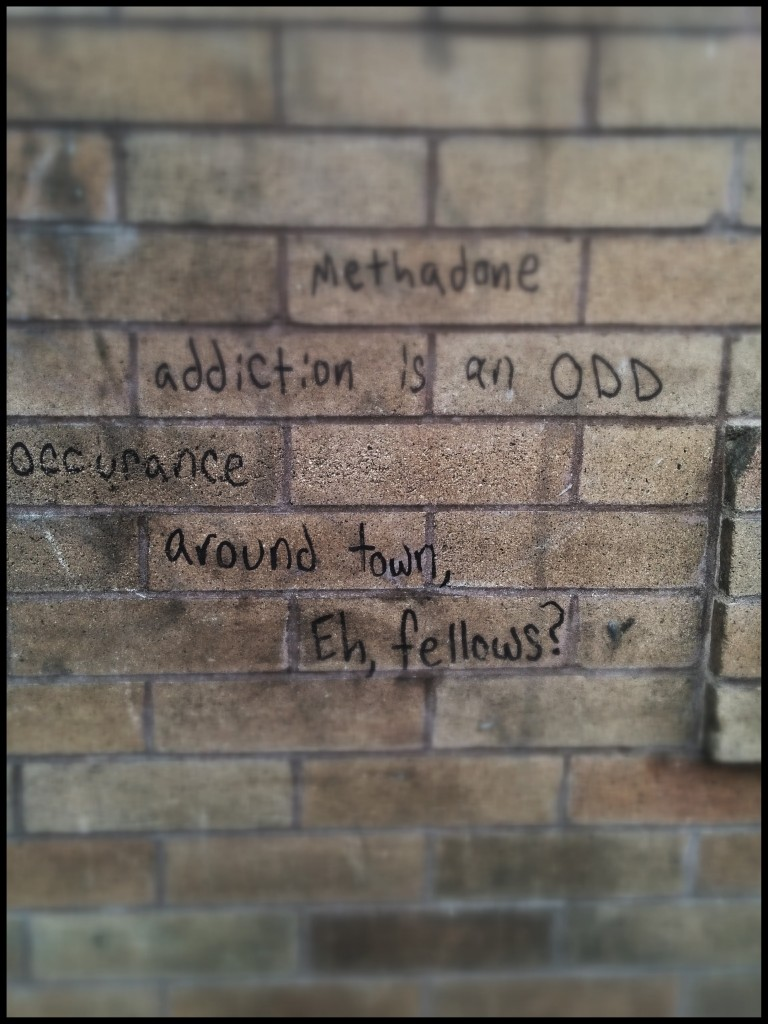 """""""methadone"""" photo by Anthony Lewis"""