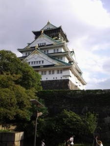 Osaka Castle by Ty Samurai