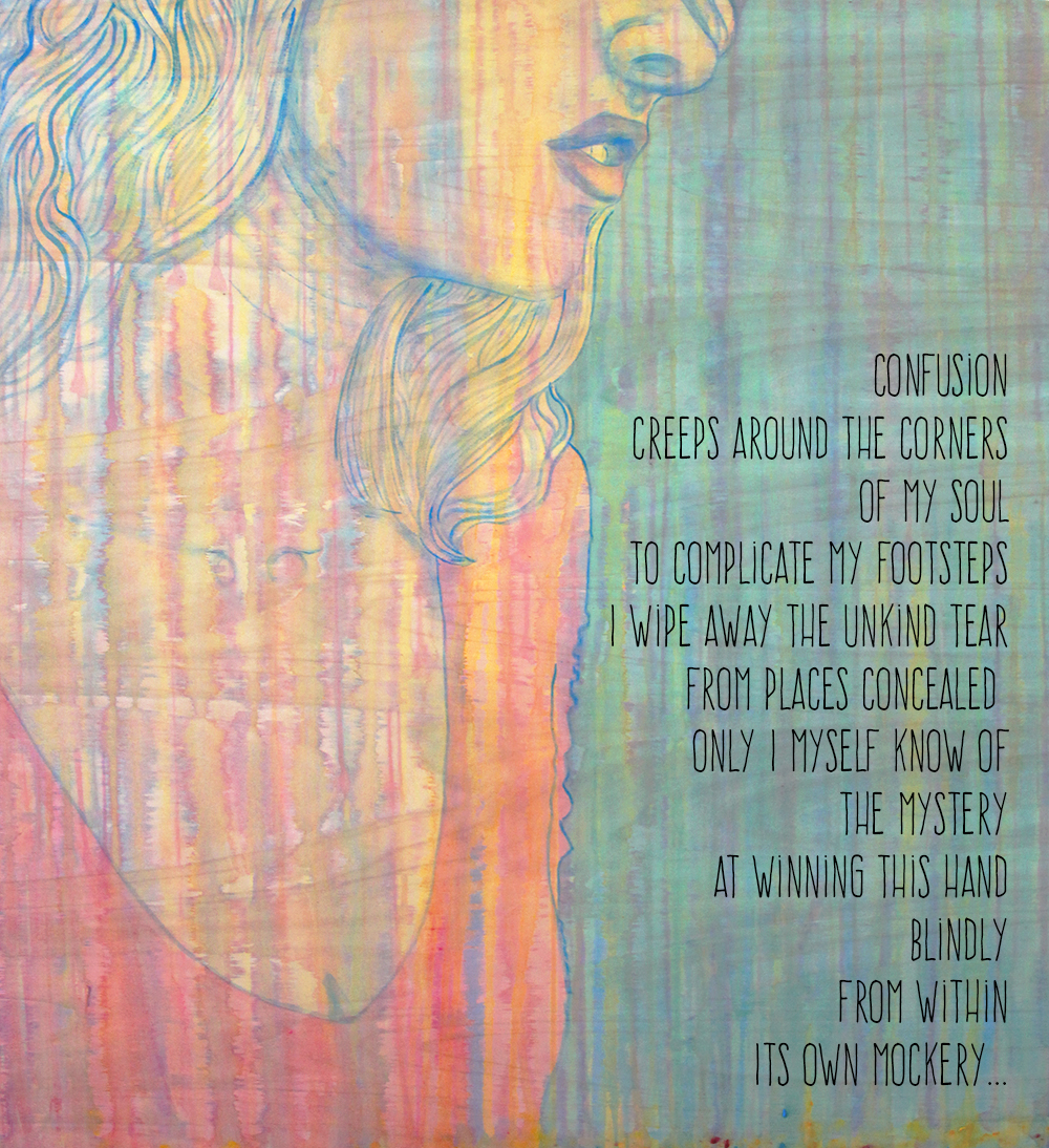 Untitled by Ember Poetry artwork from Blanca de la Torre