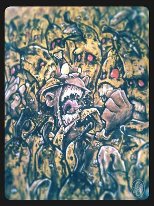 Rotten Epidemic fuzz