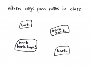 poetrycomic92dogsnotes