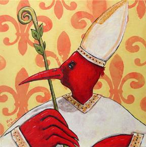 Cardinal Birdseed