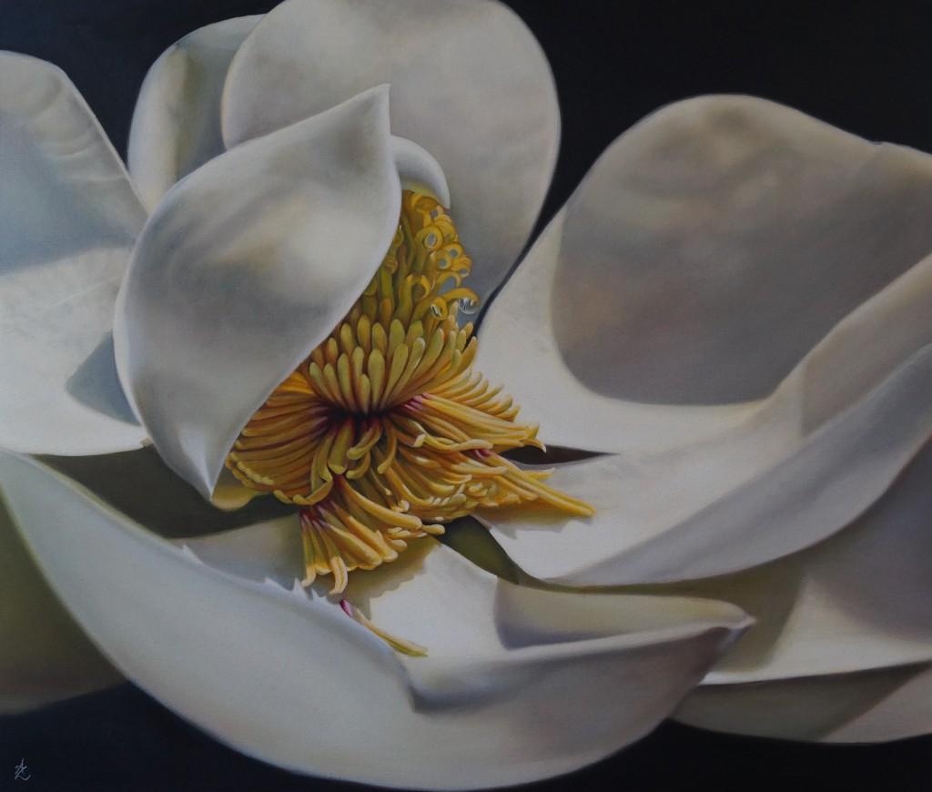 Magnolia_Anne-Marie Zanetti_85x63cm