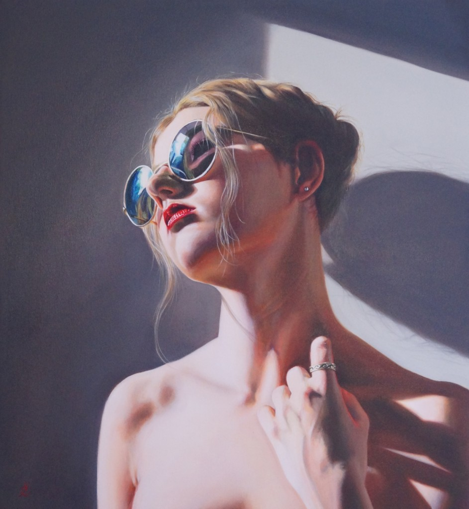The Sunnies_Anne-Marie Zanetti_64x69cm
