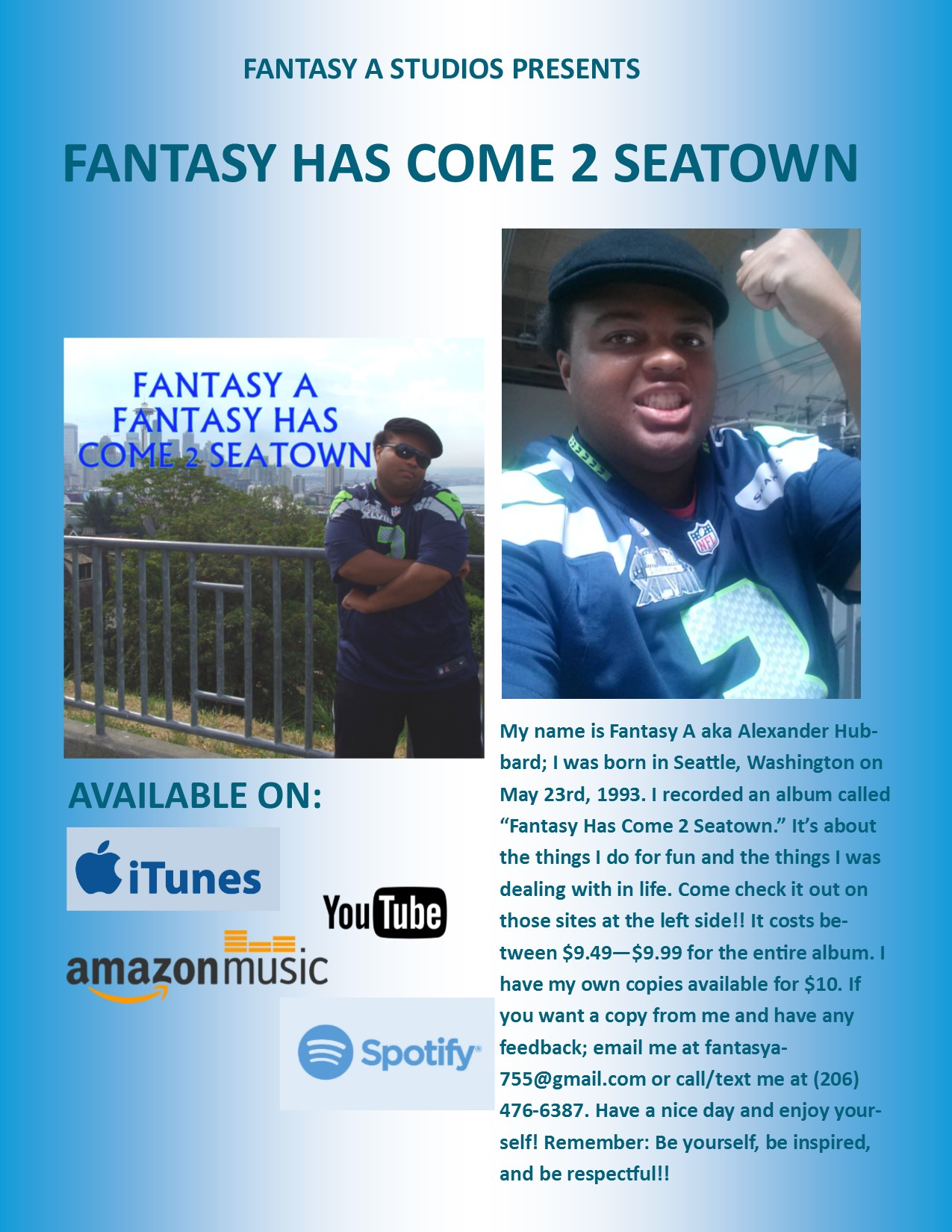 Fantasy Has Come 2 Seatown