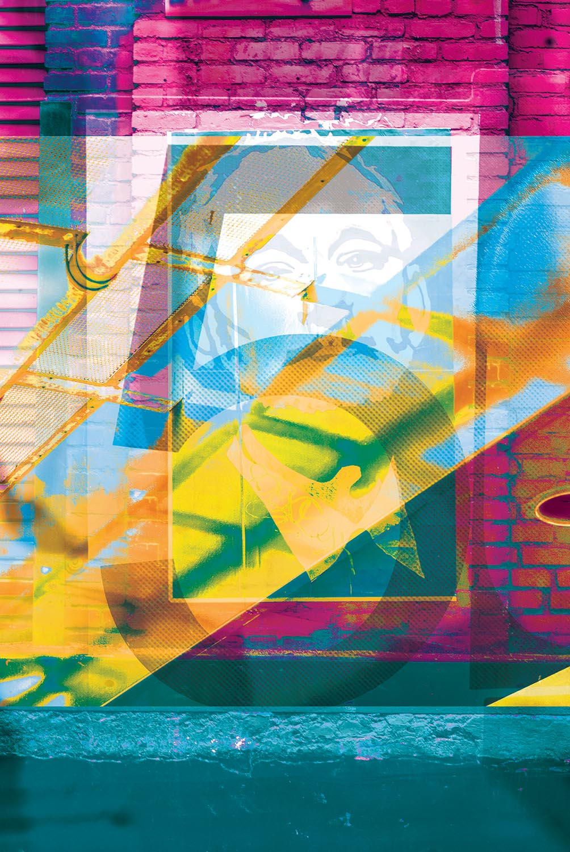 Chromastratagraph; Art; Arts District; Beverly Hills; Santa Monica; Los Angeles; San Fernando Valley; Woodland Hills; San Francisco; California; Southern California; Northern California; Bay Area; Wynwood; Miami; Florida; New York; London; Budapest; Pragu