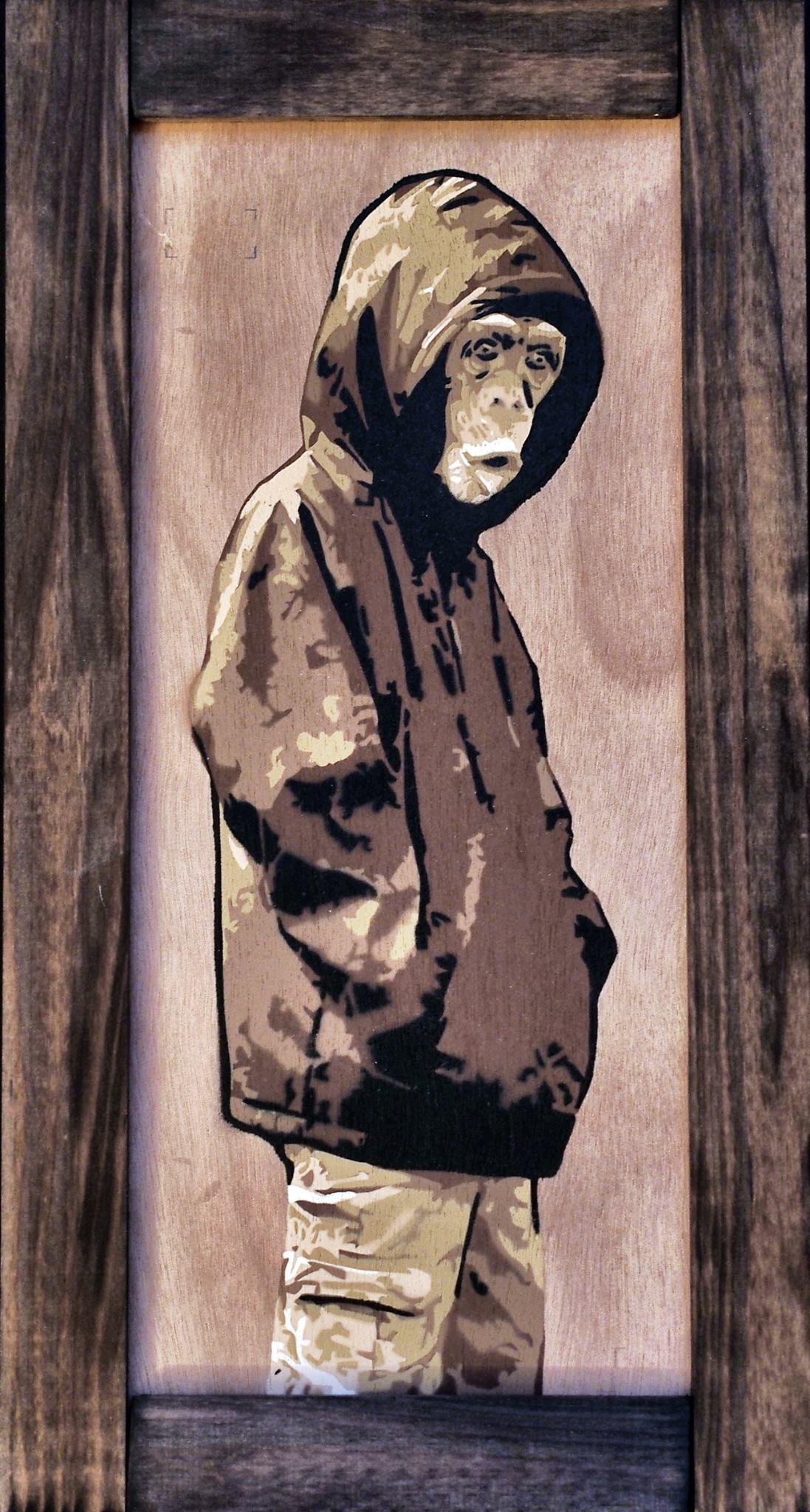 Manimal Chimpanzee