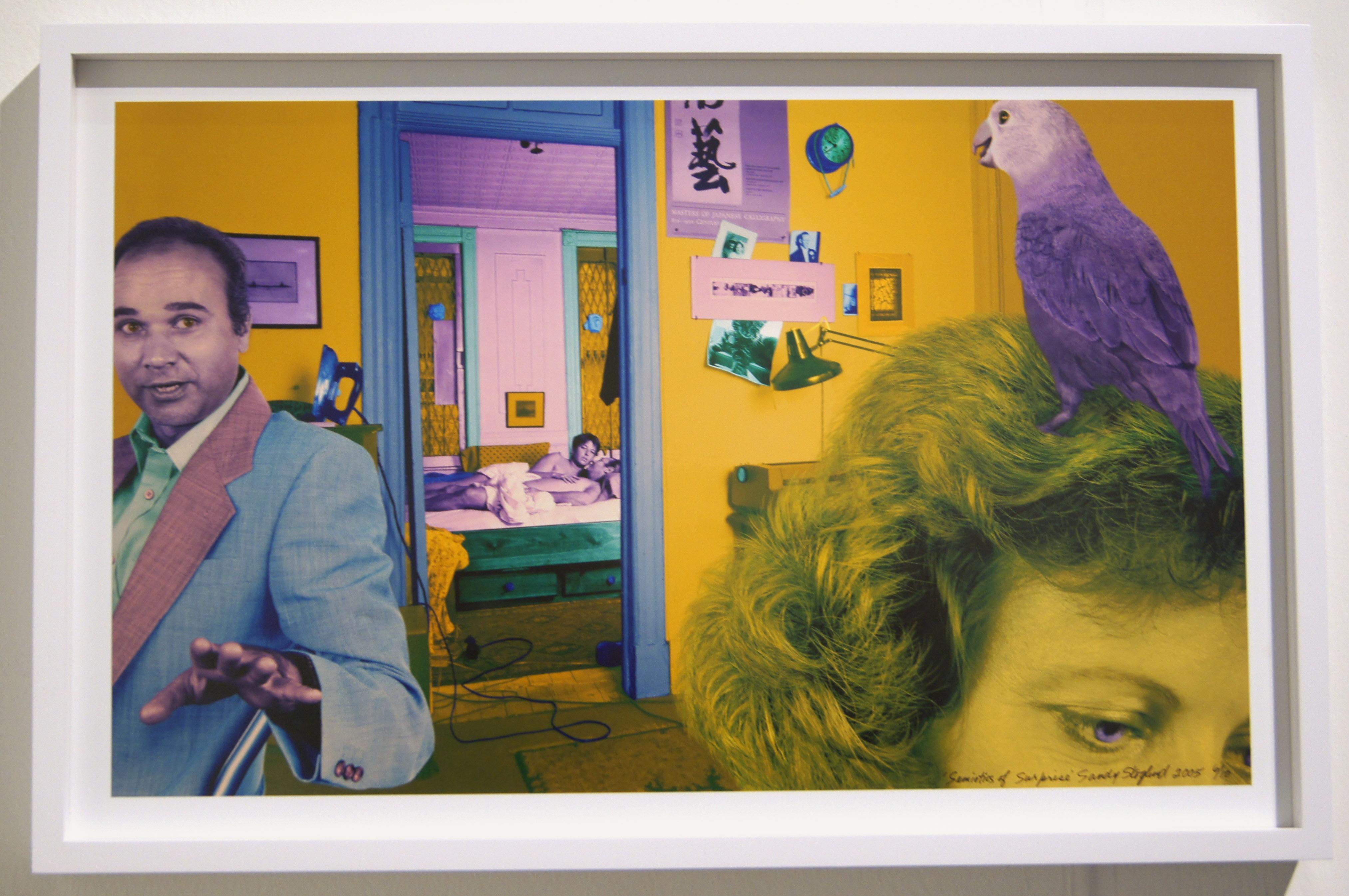 Sandy Skoglund from Ryan Lee Gallery